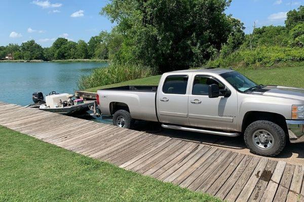 Lake Management - Survey and Application Boat