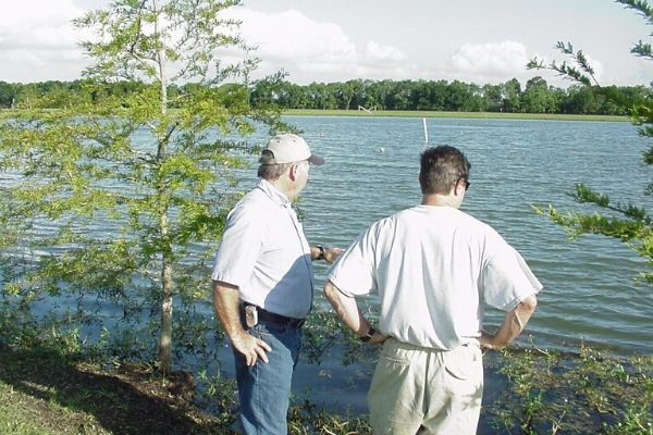Lake Management On-Site Consulting